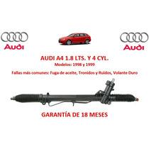 Caja Cremallera Direccion Hidraulica P/bomba Audi A4 1999
