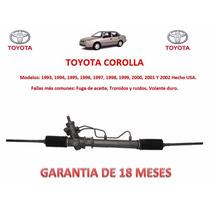 Caja Direccion Hidraulica Cremallera Toyota Corolla 93-97