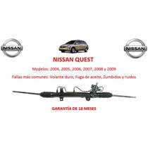 Caja Direccion Hidraulica Cremallera Nissan Quest 2006