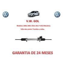 Caja Direccion Cremallera Mecánica Volkswagen Gol 2011