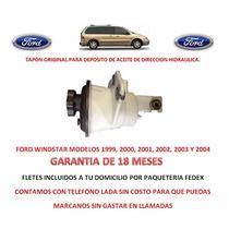 Deposito P/ Bomba Direccion Hidraulica Y Caja Ford Windstar