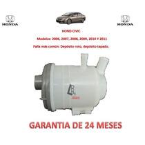 Deposito Nuevo P/ Bomba Direccion Hidraulica Honda Civic