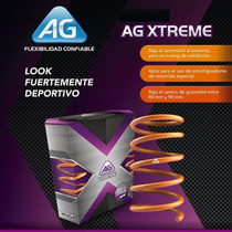 Resortes Ag Xtreme Ford Fiesta 1998 A 2002