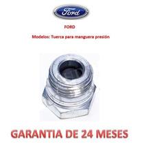 Conexión P/manguera Dirección Hidráulica Presión Ford Nueva