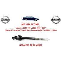 Nudo Direccion Hidraulica Cremallera Nissan Altima 2003