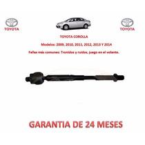 Bieleta, Varilla P/ Cremallera Direccion Toyota Corolla 2010