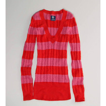Blusa Sweater American Eagle Outfitters Talla M