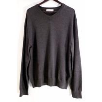 Suéter Lana De Merino Calvin Klein - Fashionella - Xl