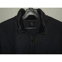 Sweater Structure Fashion Con Cierre Como Nuevo Talla L