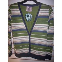 Sweater Marca Antifashion Talla Grande Nuevo