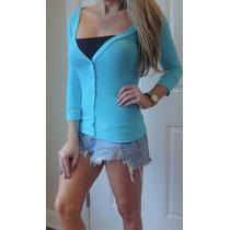 Vestido Pantalon Falda Usa Un Sueter Cuello V Clásico Mujer