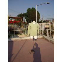 Sweater Caballero Jbe Bernard Sport Verde Claro