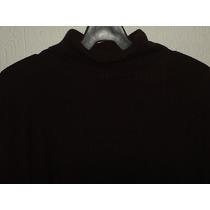 Sweater Perry Ellis Nuevo Cuello Alto Importado Talla M