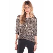 Sweater Dama Amuse Society Original Invierno