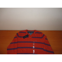 Sueter Tommy Hilfiger (classic Sweater) Small 100% Original