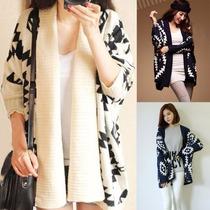 Sueter De Dama Moda Japonesa Mod 12683