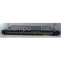 Netgear Prosafe Fs750t2 48 Puertos Fast Ethernet Switch