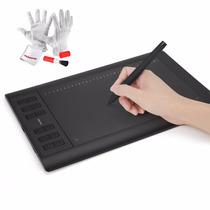 Tablet Pad Dibujo Huion 1060 Pro, 10 X 6,25 Pulgadas