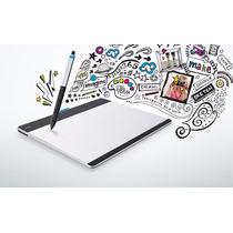 Wacom Intuos Creative Pen & Touch Medium Tableta Gráfica