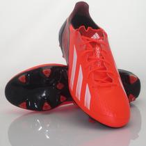Adidas Adizero F50 Micoach--leo Messi 2014--infra-red--