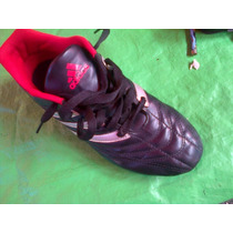 Tenis Soccer Zapato Fut Bol 23.5 Para Tierra Y Pasto