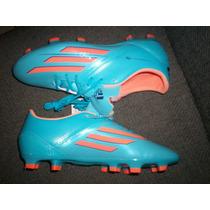 Tacos Soccer Adidas F30 Trx Fg W, 4.5, 5, 6 Mx