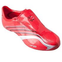 T 25.5mx Adidas Upper F50.6 Tunit Ultraligera Rojo Plata Hm4