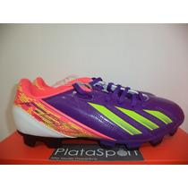 Tachones Adidas F5 Trx Fg Purple Para Dama (25.0)