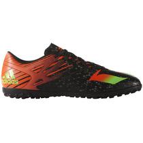 Zapatos Futbol Pasto Sintetico Messi 15.4 Talla 25 Af4683