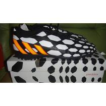 Tenis Adidas Turf Battle Pack Predator Brasil2014 Original