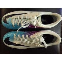 Tachones Tenis Para Futbol Soccer Nike Mercurial Talla 22