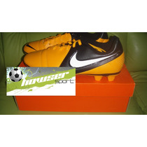 Tacos Futbol Nike Ctr 360 Enganche Iii Fg 100% Originales