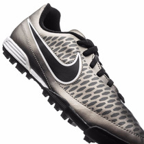 Nike Magista Ola Plata Tf Tenis Futbol Turf Sintetico Adulto