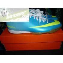 Tenis Futbol Nike Mercurial Vortex 100% Originales Fut 7