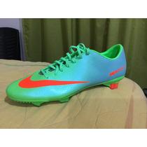 Tachones Nike Mercurial Nuevos.