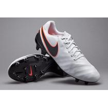 Nike Tiempo Genio Ii Leather Fg Tec1 Tenis Piel Futbol Pasto