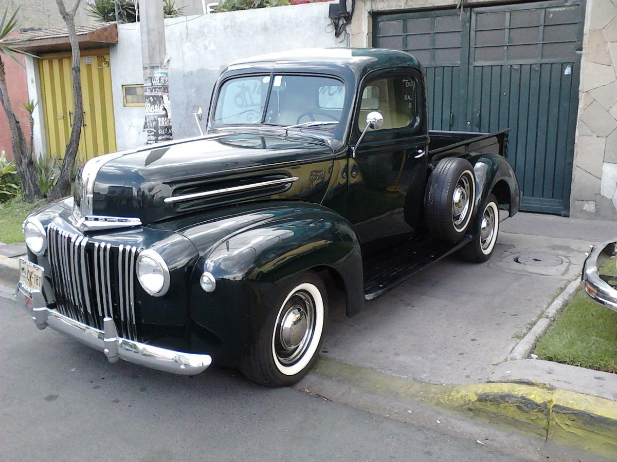 Camionetas antiguas en autos weblog - Sillones antiguos para restaurar ...