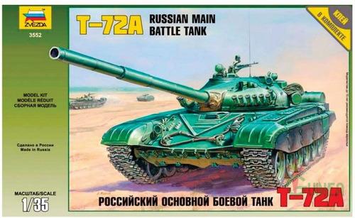 Juegos De Buzz Lightyear Para Pintar: Tanque Zvezda Ruso T72 A 1/35 Armar Pintar / Revell Tamiya