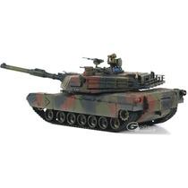 Vstank Radiocontrol Tanque M1a1 Abrams Control Remoto Super!