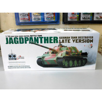 Tanque De Guerra German Jagdpanther Control Remoto Henglong