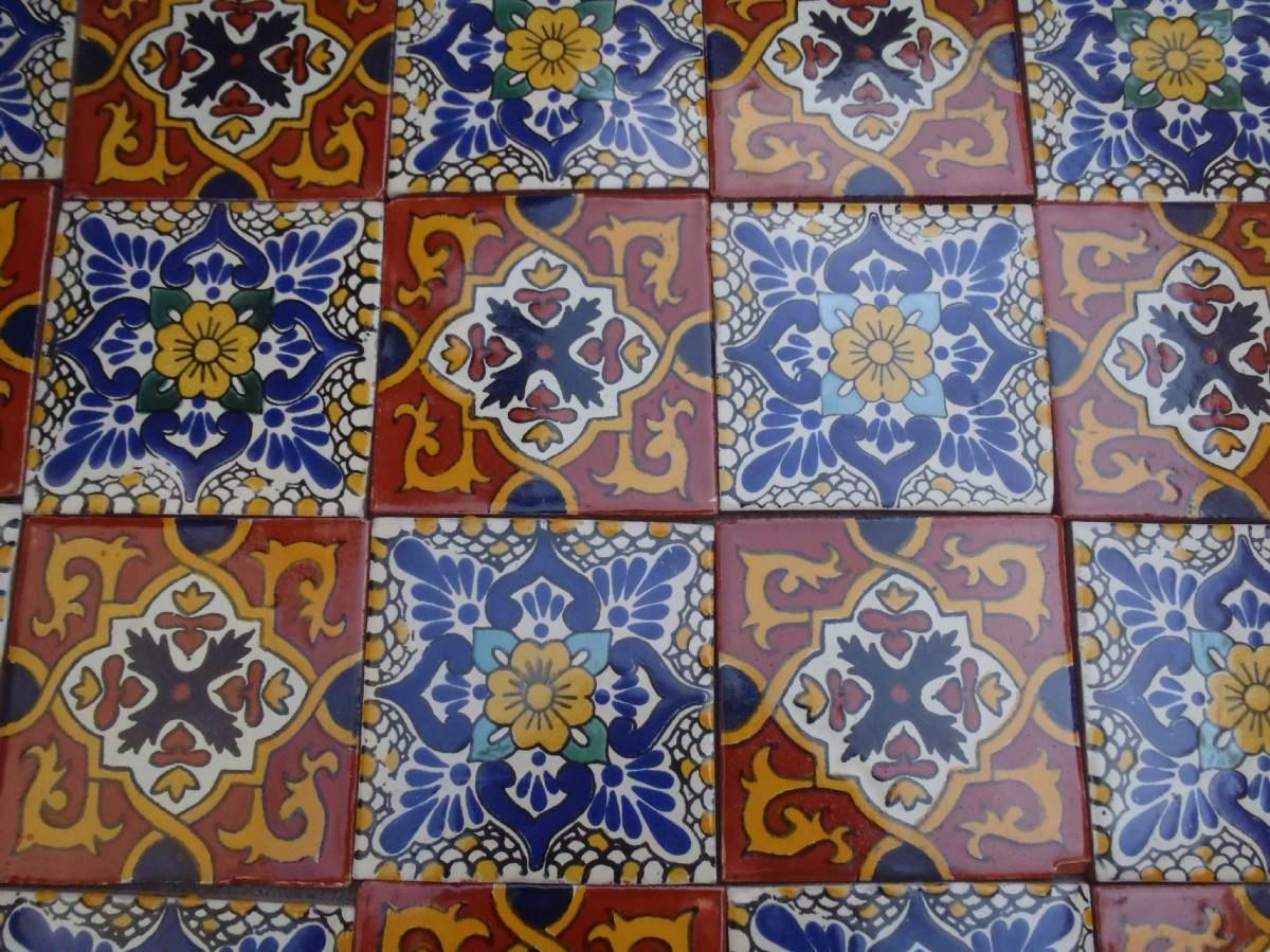 Azulejos para ba o de talavera - Tipos de azulejos ...