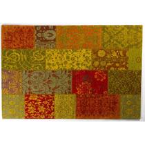 Tapete Patchwork Vintage Sylvia 160x230 Cm- Multicolor