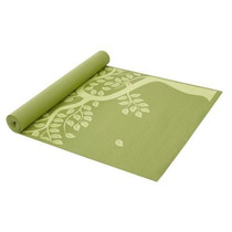 Tapete De Yoga Antiderrapante Estampado Arbol Gaiam