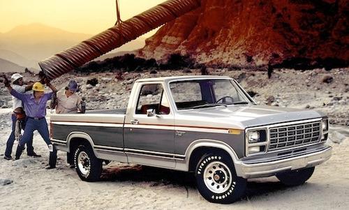 tapiceria ford f 150 f 250 explorer bronco mod 1980 al 1983 Ford F-250 1986 Ford F-250
