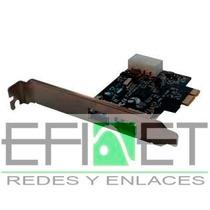 Efi-pci302 Tarjeta Pci Express Usb V.3.0 2 Puertos