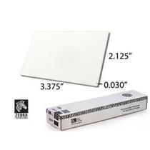 Tarjeta Pvc Zebra Para Credenciales 104523-111(500 Pzas)hm4