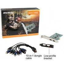 Capturadora De Video Avermedia Hd Capture Pro C027