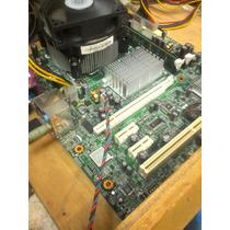Motherboard Tarjeta Madre Intel Ms-7336 + Core 2 Duo 2.2ghz