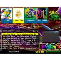 Disco Duro De 1tb Con Master Para Rockola Actualizado.