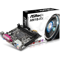 Motherboard Asrock Am1b-itx Socket Am1 Itx Hdmi Ddr3